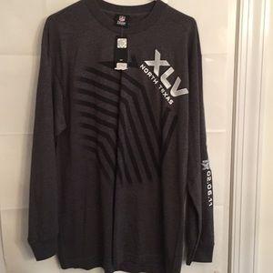 NFL Vintage Super Bowl 2011 Shirt Size L